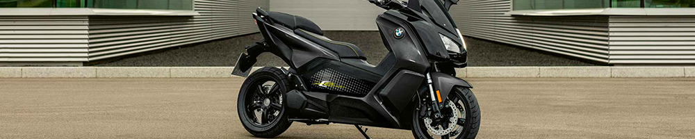 Electric charging stations for BMW C-Evolution