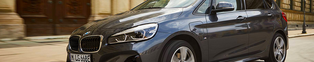 Electric charging stations for BMW Serie 2 Plug-in Hybrid