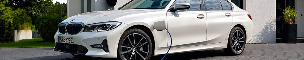 Electric charging stations for BMW Serie 3 Plug-in Hybrid