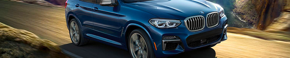 Electric charging stations for BMW X3 xDRIVE30e Plug-in Hybrid