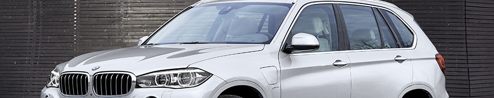 Electric charging stations for BMW X5 xDRIVE40e Plug-in Hybrid
