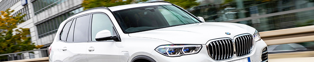 Electric charging stations for BMW X5 xDRIVE45e Plug-in Hybrid