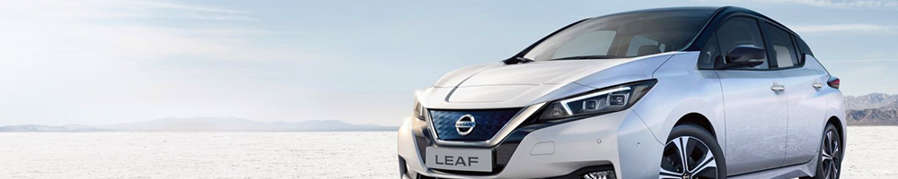 Electric charging stations for Nissan Leaf